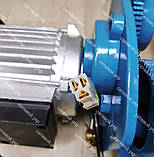 Каретка электрическая для тельфера грузоподъемностью до 1000 кг, фото 10