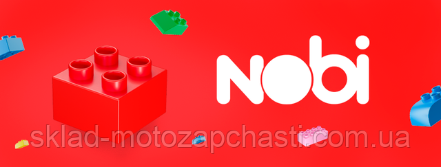 кубики бренда Nobi