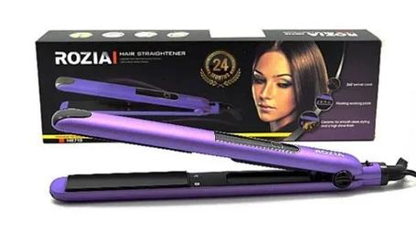 Утюжок выпрямитель для волос Rozia HR-719, фото 2