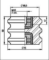 Ізолятор ИОР-1-2,5