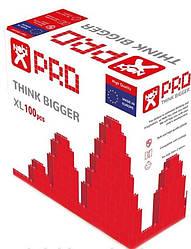 Конструктор кубики NOBI PRO XL 100XL деталей красный
