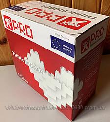 Конструктор кубики NOBI PRO M 30 деталей белый