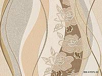 Обои виниловые Лорри 371-02 бежевый, фото 1