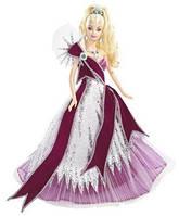 Кукла Барби коллекционная Праздничная 2005 ( 2005 Holiday Barbie doll by Bob Mackie)