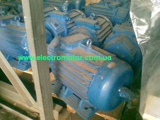 Крановый Электродвигатель 4МТН 132LA6