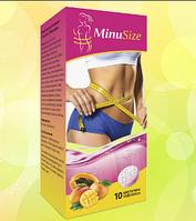 MinuSize Высокоэффективные шипучие таблетки для похудения, МинуСайз таблетки для похудения шипучие