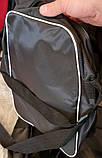 Спортивные вертикальные сумки на плечо, сумки-планшеты 27*32 см, фото 2
