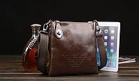 Стильная мужская сумка Armani. Высокое качество. Доступная цена. Интернет магазин сумок. Код: КЕ222