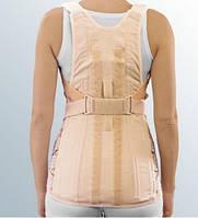 Корсет грудопоясничный полужесткий protect. Dorsofix Medi