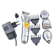 Электробритва Gemei GM-580 + триммер 987402, КОД: 107383
