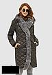 Женское зимнее пальто с натуральным мехом разеры:44-50, фото 4