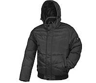 Куртка пуховик пух натуральный мужской зимний с капюшоном