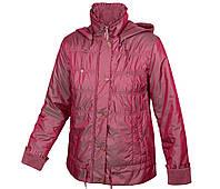 Женская демисезонная куртка с капюшоном CITY CLASSIC Сити Классик