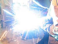 Cварка металлоконструкций контактная точечная