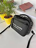 Женская сумка David Jones Sporty черная СДС24, фото 3