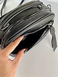 Женская сумка David Jones Sporty черная СДС24, фото 9