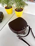 Женская сумка David Jones Classic горячий шоколад ДДЖ59, фото 3