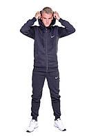 Спортивный костюм мужской Nike Зимний спортивный костюм Nike Спортивные костюмы на флисе