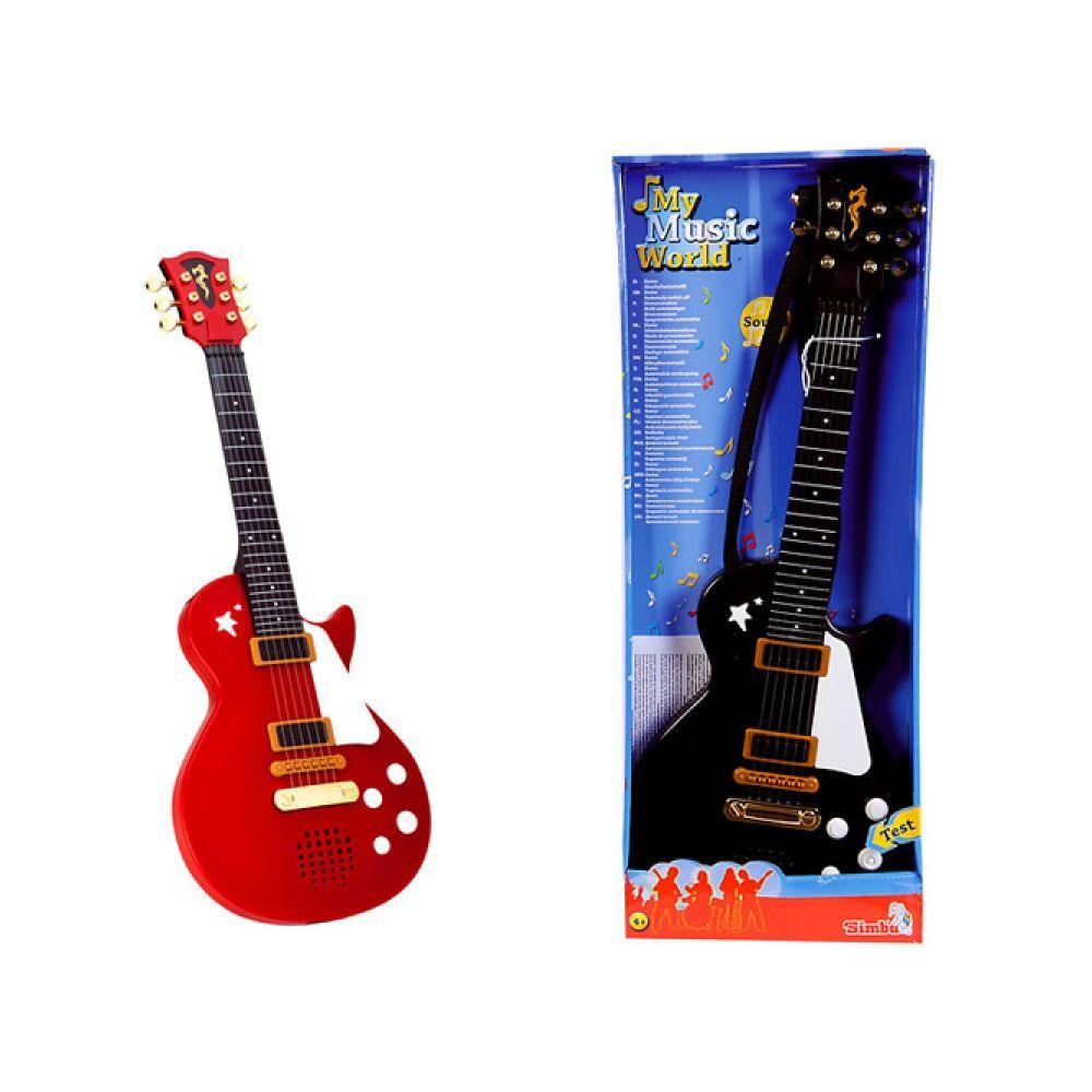Электронная рок-гитара, 56см, 2 вида 683 7110