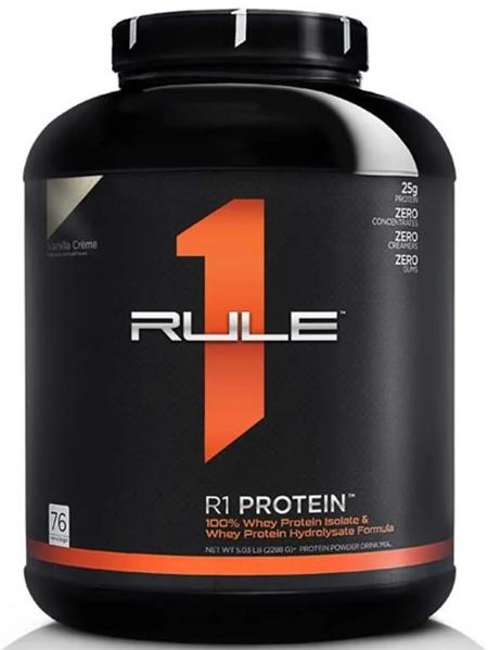Протеин сывороточный R1 (Rule One) R1 Protein 2,29 kg
