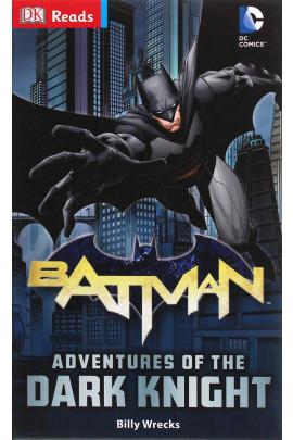 DC Comics Batman Adventures of the Dark Knight - Билли Рэкс