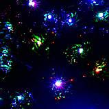 Новогодняя Ёлка 90 см с Led подсветкой 80 веток, фото 4