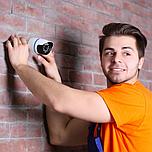 Монтаж оборудования систем безопасности