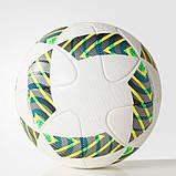 Мяч футбольный Adidas Errejota OMB AC5398 (размер 5), фото 5