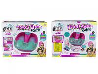 Игрушечный набор СПА для ног, MEI BOI KAI, Детская декоративная косметика для девочек,Косметика для