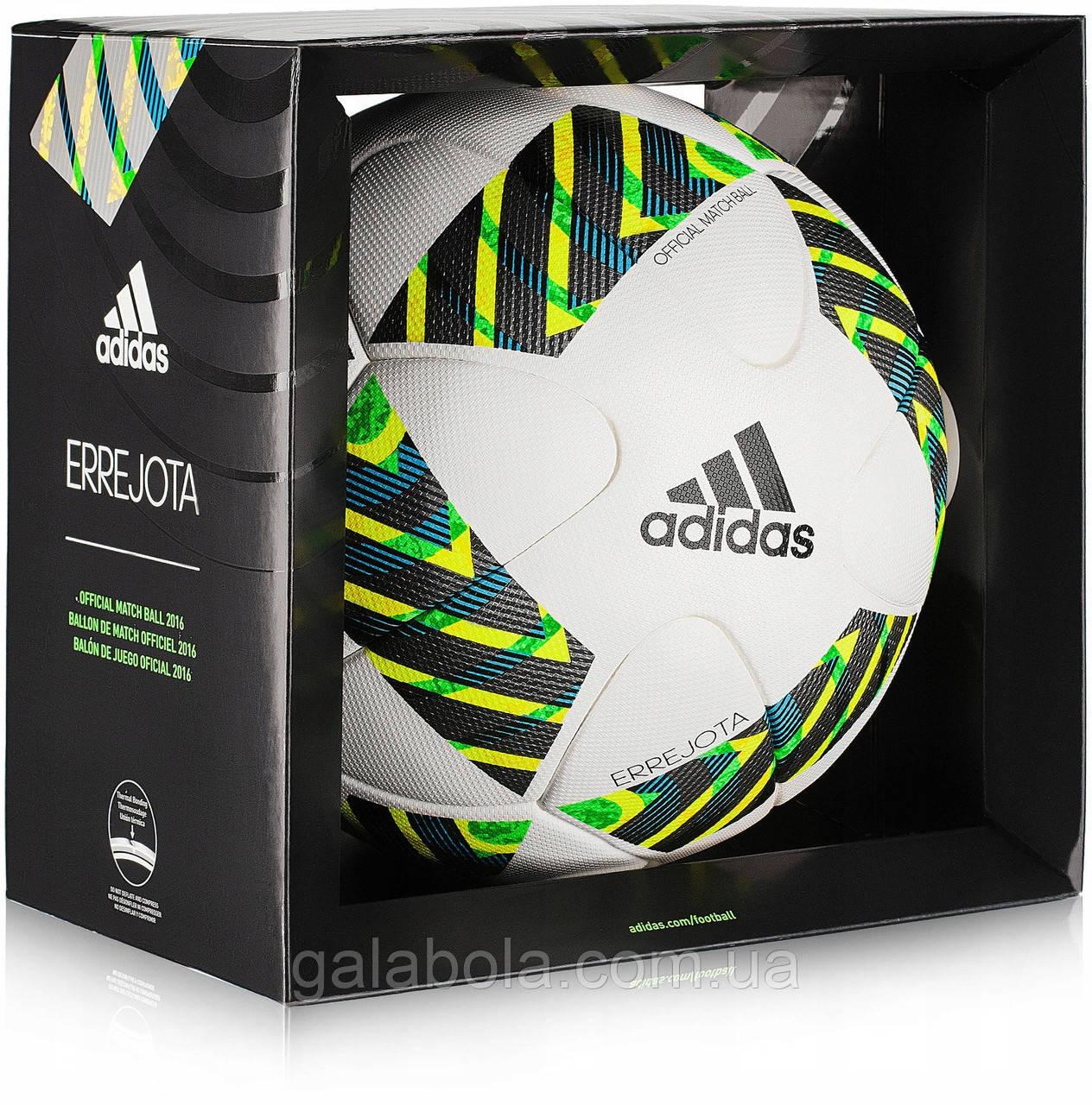 Мяч футбольный Adidas Errejota OMB AC5398 (размер 5)