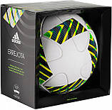 Мяч футбольный Adidas Errejota OMB AC5398 (размер 5), фото 2