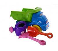 Набор песочный №2 013565 (Голубой/Салатовый), игрушки в песочницу,игрушки для улицы,игрушки для