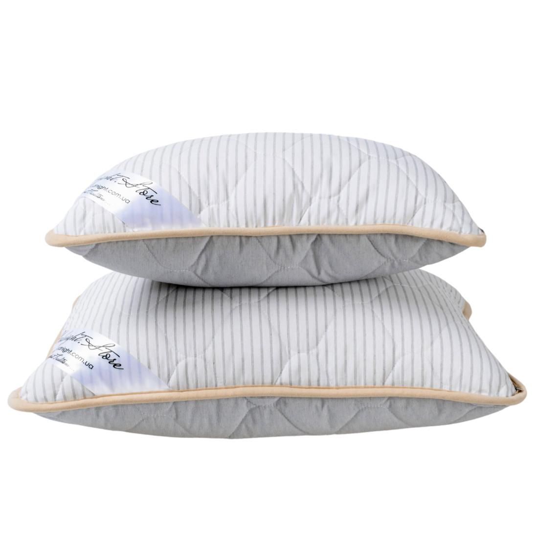 Подушка с шерсти мериносов классическая Goodnight.Store. Гарантия 24 месяца