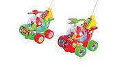 Каталка 0867 вертолет, игрушки для малышей,детские игрушки,игрушки для детей,интерактивная игрушка