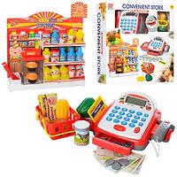 Магазин 6615 касса, игрушки для девочек,детский игровой набор магазин,детские игрушки,игровой набор магазин