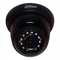 HD-CVI видеокамера Dahua DH-HAC-HDW1200RP-BE 2.8 мм