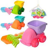 Набор для песочницы 858-4, игрушки в песочницу,игрушки для улицы,игрушки для малышей,песочные наборы
