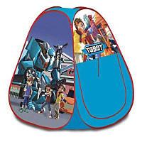 Палатка 999E-67A TOBOT .в сумке 100*90*90, палатка детская,палатки детские игровые,детские палатки домики,палатка