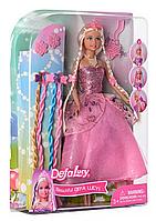 Кукла DEFA 8182 (Розовый), куклы,куклы типа барби,кукла барби,куклы для девочек