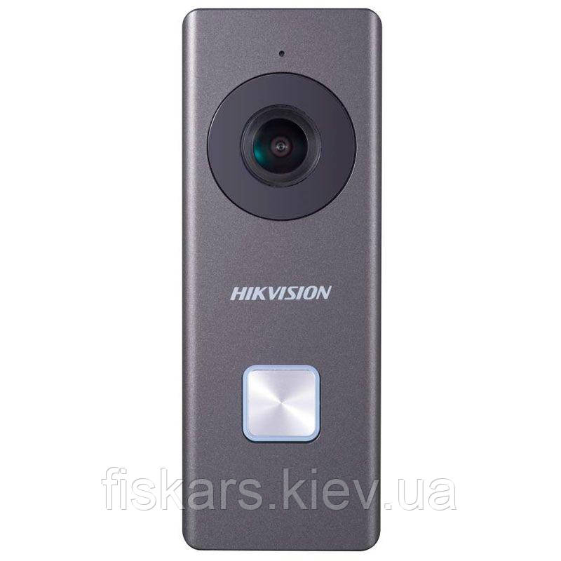 Кольоровий відеодзвінок Hikvision DS-KB6003-WIP