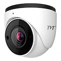 5 Мп сетевая видеокамера TVT Digital TD-9555S3A (D/FZ/PE/AR3), фото 1