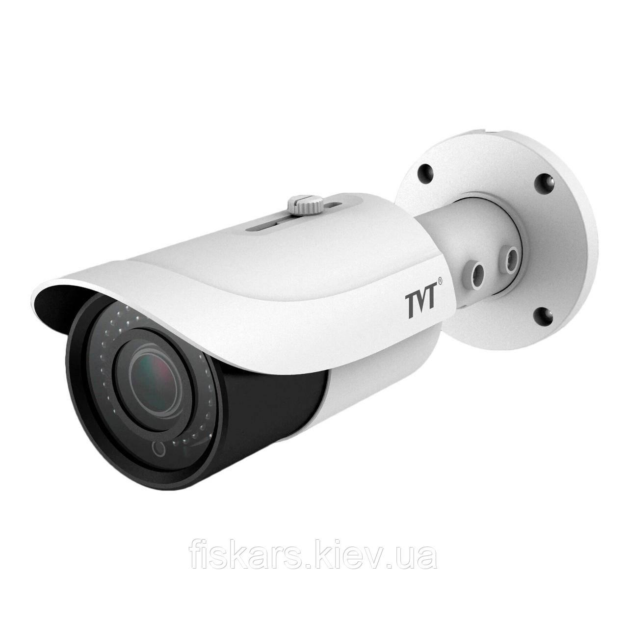 5 Мп сетевая видеокамера TVT Digital TD-9453E2 (D/AZ/PE/IR3)