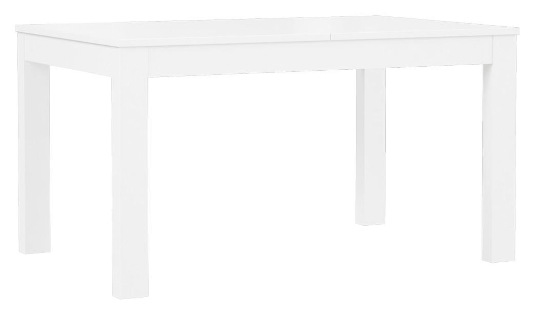 Стол обеденный деревянный PRTT402-C04 TULUZA Forte белый/белый глянец