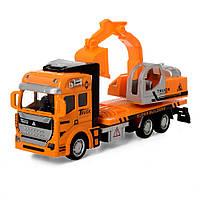Машинка AS-1988 (Экскаватор), Игрушки для детей,Детский игрушечный транспорт,Детские игрушки,Детские машинки