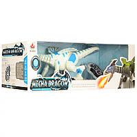 Динозавр 28303 (Белый), игрушки на радиоуправлении,интерактивная игрушка,радиоуправляемые игрушки,машинка на