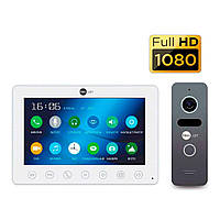 Комплект видеодомофона NeoLight Omega+HD Solo FHD, фото 1