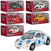Жел. машинка КТ5028 Volkswagen, металлические модели,машинка,игрушки для мальчиков,машина