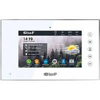 Кольоровий IP відеодомофон basIP AQ-07 v4
