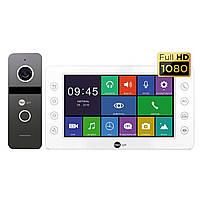 Комплект відеодомофона NeoLight Kappa+ Solo HD FHD, фото 1