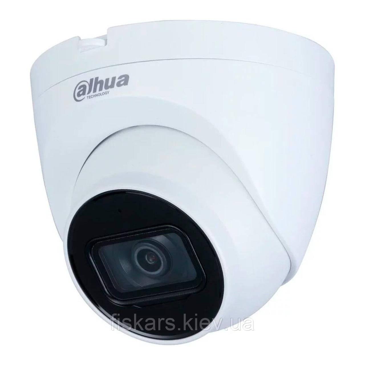 5 Mп купольная IP камера Dahua DH-IPC-HDW2531TP-AS-S2